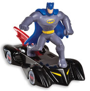 McD Arabia Batman car surfing