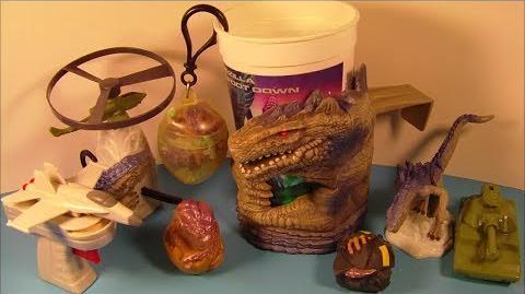 Godzilla (Taco Bell, 1998)