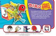 Wendys 2011 Smart Links Bird