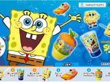 SpongeBob SquarePants (McDonald's Japan, 2011)