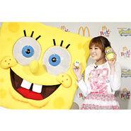 2011 McD Japan SpongeBob IMALU
