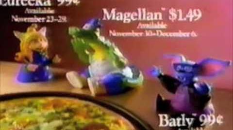 Eureeka's Castle (Pizza Hut, 1990)