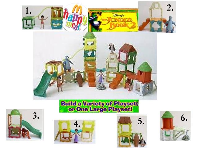 The Jungle Book 2 Mcdonald S 2003 Kids Meal Wiki