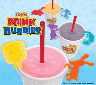 Sonic Drink Buddies 2011