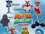 Monsters vs. Aliens (McDonald's 2009)