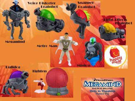 MCD 10 Megamind