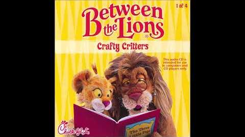 Between The Lions Crafty Critters (2007)