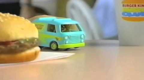 Scooby-Doo (Burger King, 1996)