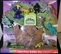 Disney's Animal Kingdom toys