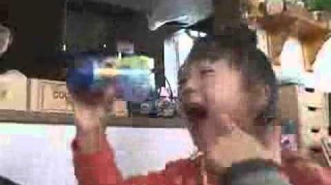 Japanese kids got crazy after they ate McDonald's