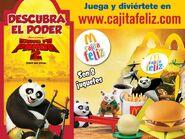 McD Honduras Kung Fu Panda 2
