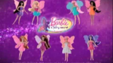 Barbie A Fairy Secret Happy Meal Commercial