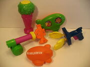 Nickelodeon Game Gadgets toys