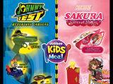 Cardcaptor Sakura: Gifts of Magic (Jollibee, 2010)