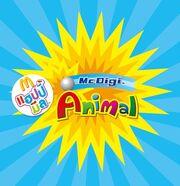 McDigi Animal logo