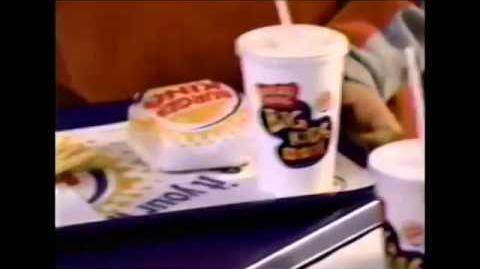 Burger King Ad- Pokemon Toys & Cards 1 (2000)