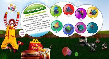 2011 McD Megamind Turkey
