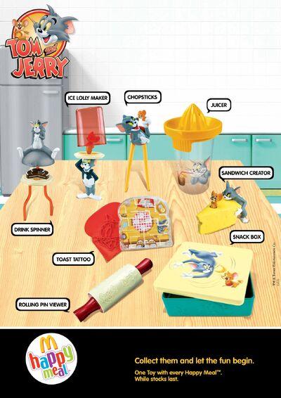 McD ZA Tom and Jerry
