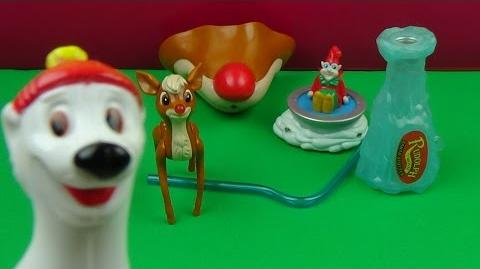Rudolph the Red Nosed Reindeer (Wendy's, 1998)