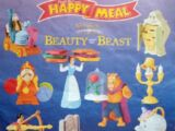Beauty and the Beast (McDonald's, 2002)