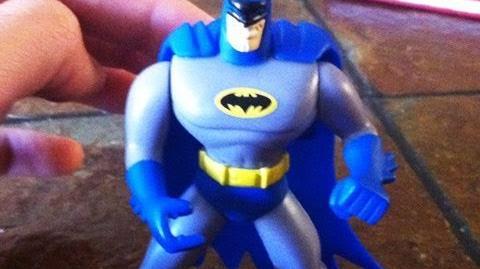Batman Toy FAIL! (Happy Meal)