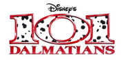 101 Dalmatians new modern logo