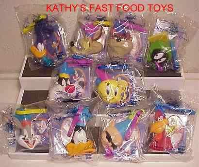 Looney Tunes Subway 2000 Kids Meal Wiki Fandom Powered By Wikia