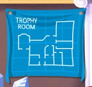 Trophy Room Blueprints