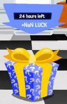 NaN Luck (0 Luck)