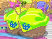 Twin Baby Baskets (Alien)