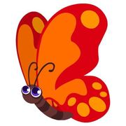 Red Karner Butterfly