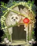 LNY House Panda House Level 1