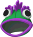 Chameleon Suit (head)