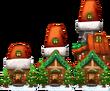 XMas House Santa House Level 1to3