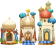 House 1001 Nights Palace Level 1to3
