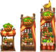 Business Fruit Stand Level 1to3
