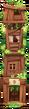 House Chipmunk Hut Level 3