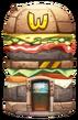 Business Wacky Burger Level 2