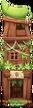 House Chipmunk Hut Level 2