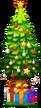 Xmas Decoration Christmas Tree Level 3