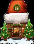 XMas House Santa House Level 1