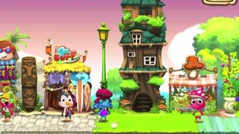 Happy Street Gameplay Trailer