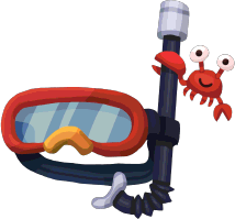 FileTailor Mask And Snorkel
