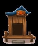 Fisherman Cabin S