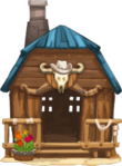 House Cowboy House Level 1