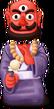 Three-Eyed Priest