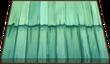 Blue Wood Floor