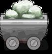 Mountain Semaphore Wagon Stone