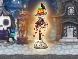 Q Scarecrow