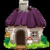 Small Cottage 11purple